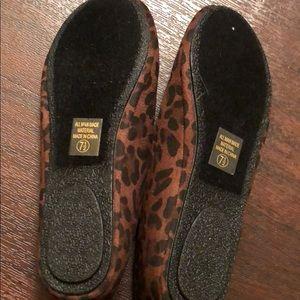 fe79fa2a87c Shiekh Shoes - LEOPARD PRINT FLATS